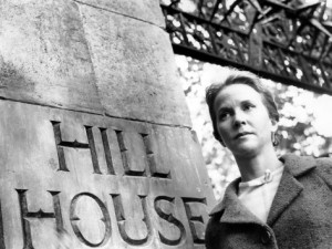 Julie Harris en The Haunting, la adaptación cinematográfica de La maldición de Hill House, de Robert Wise (1963)