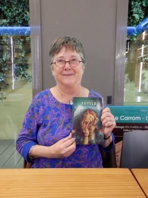 Lisa Tuttle, autora de Recuerdos del cuerpo