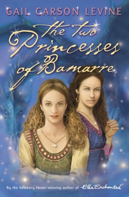 Portada de la edición de Collins Voyager de Dos princesas sin miedo