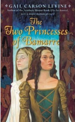 Pie: Portada de la edición de Harper Collins de Dos princesas sin miedo