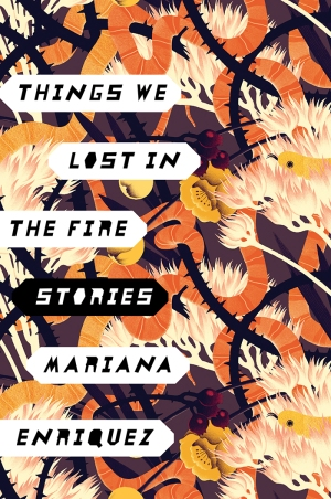 Portada en inglés de Las cosas que perdimos en el fuego, Things we lost in the fire.