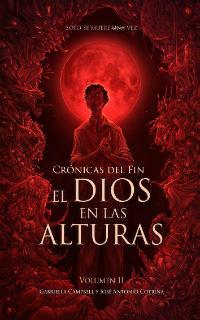 Cubierta de Crónicas del fin II, por Libertad Delgado.