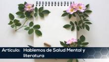 Artículo: Hablemos de Salud Mental y literatura